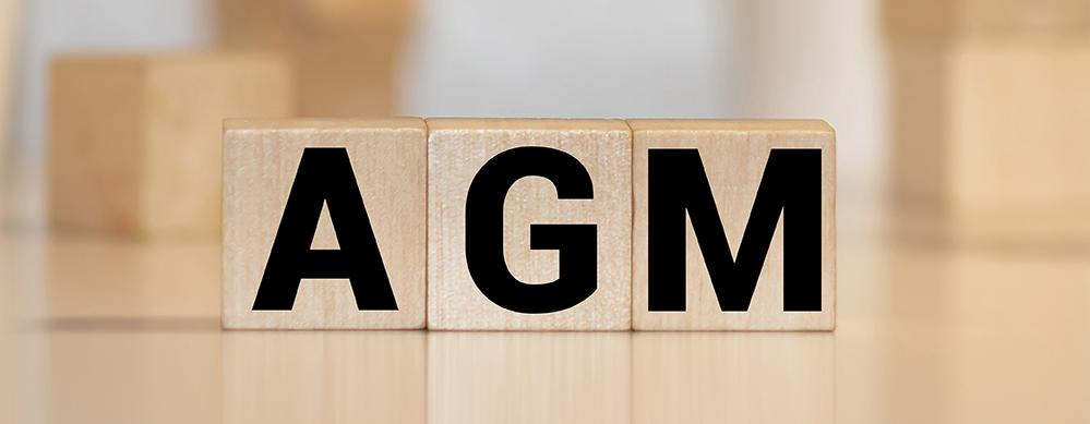 Annual General Meeting (AGM) and Kinder Information Night